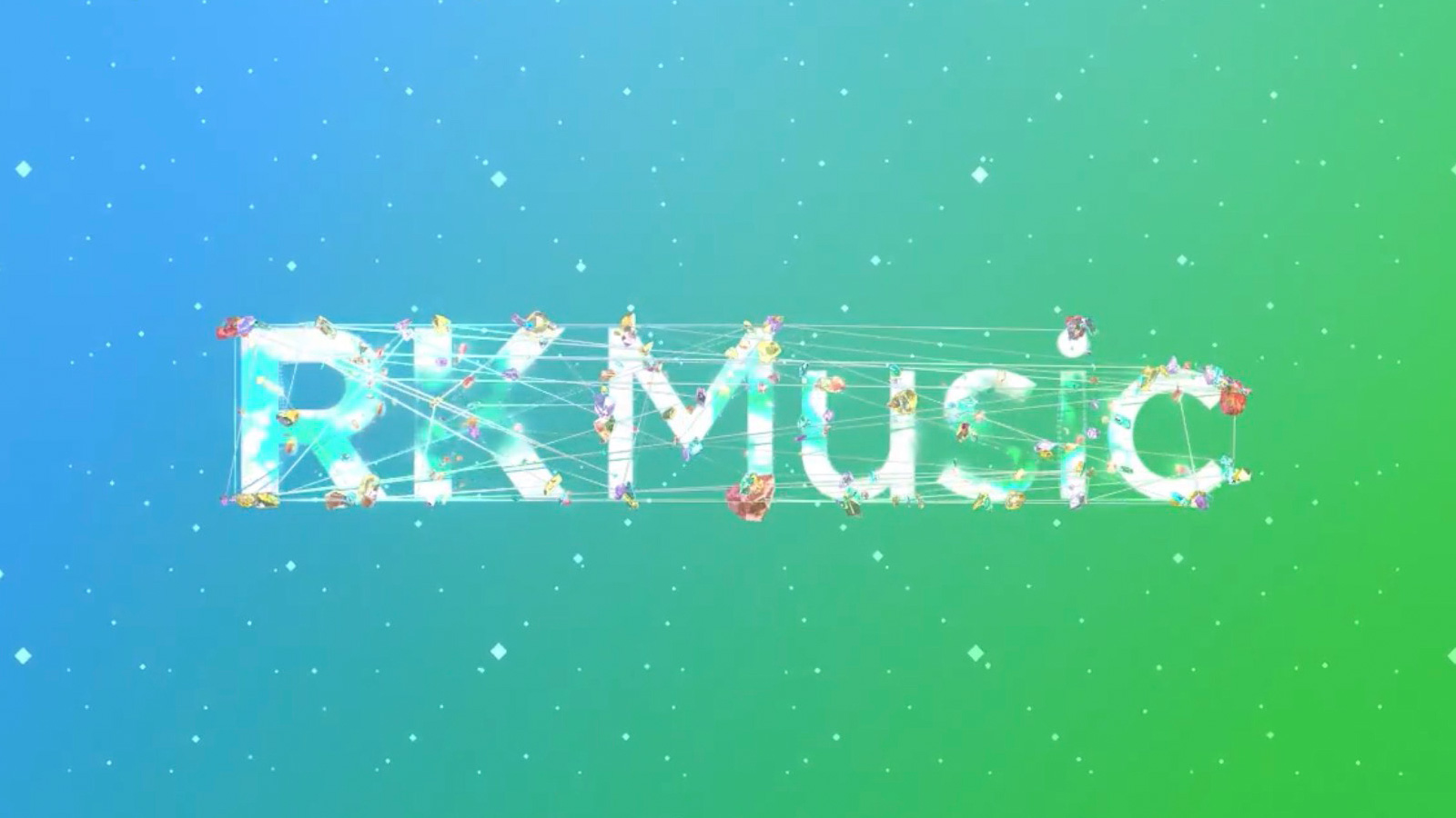 Motion logo for RK Music